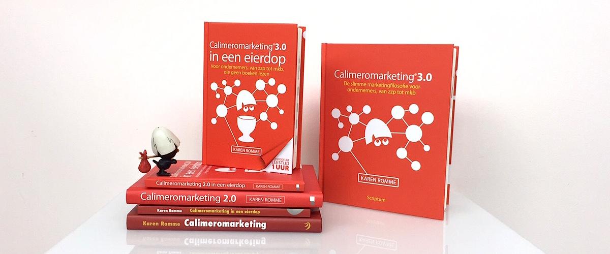 calimero op de marketingboeken voor zzp en mkb