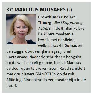 Marlous op nr 36